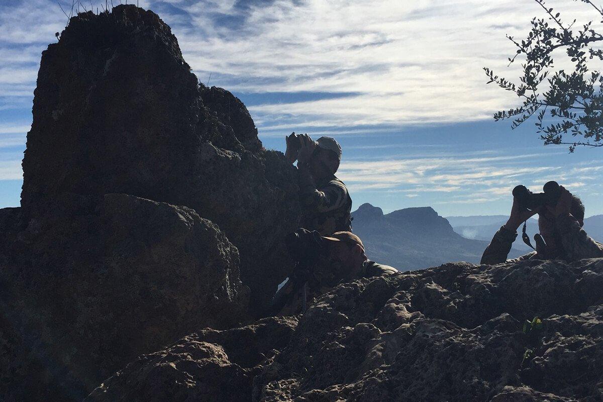 Ronda Mountains