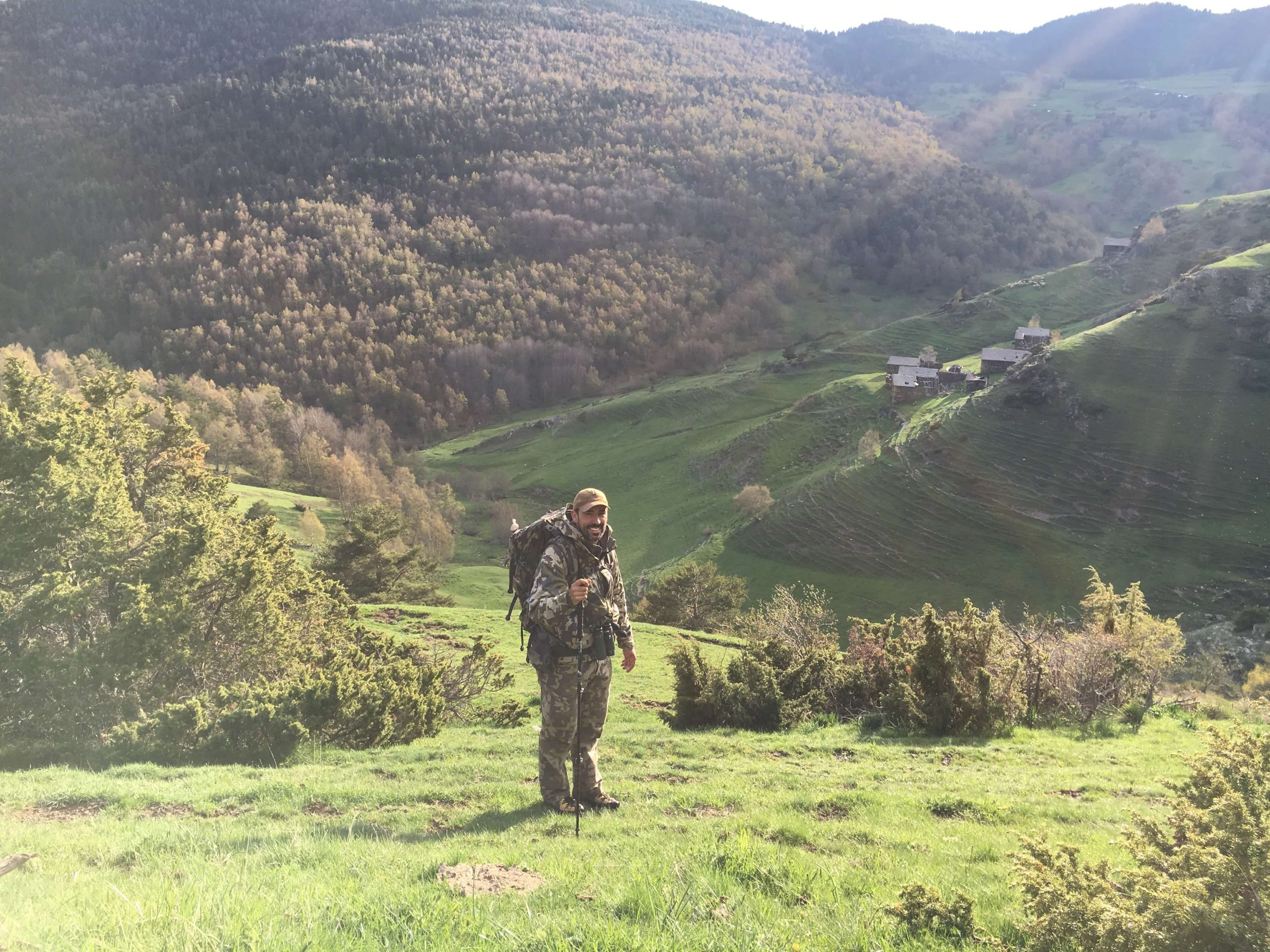 Hunting in the Pyrenees